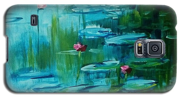After Monet Galaxy S5 Case