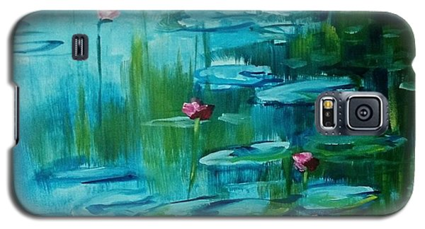 After Monet Galaxy S5 Case