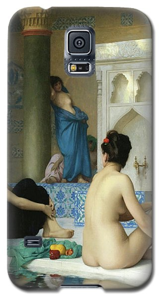 After The Bath, Jean Leon Gerome Galaxy S5 Case