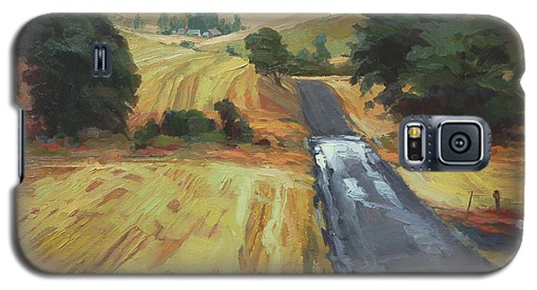 After The Harvest Rain Galaxy S5 Case