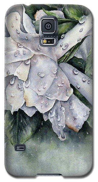 After The Rain-gardenia Galaxy S5 Case
