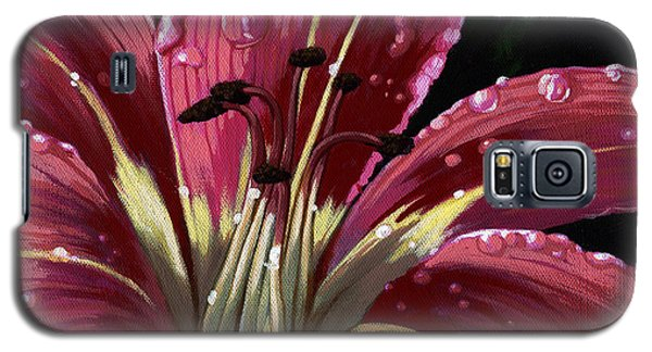 After The Rain - Lily Galaxy S5 Case