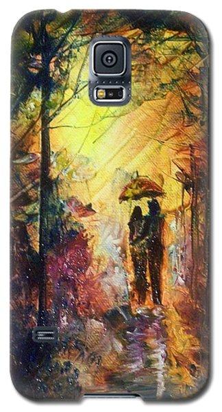 After The Rain Galaxy S5 Case by Raymond Doward