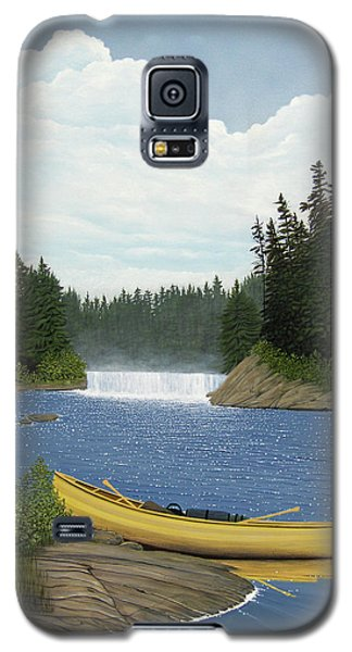 After The Rapids Galaxy S5 Case
