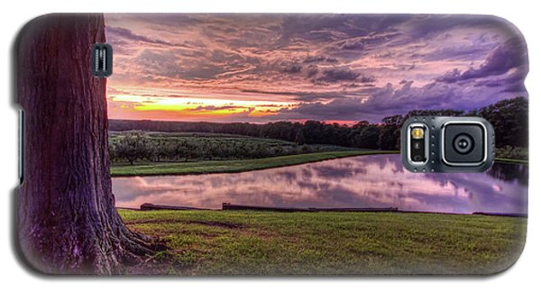 After The Storm At Mapleside Farms Galaxy S5 Case by Brent Durken