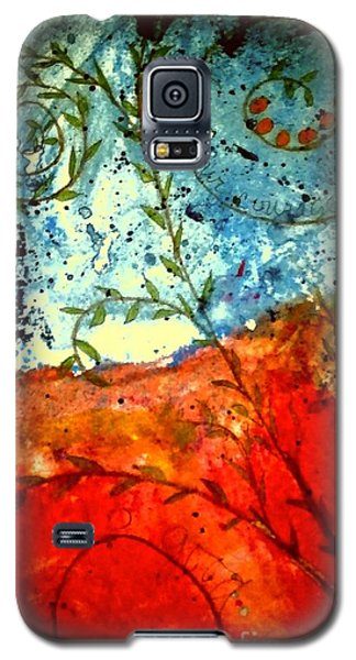 After The Storm The Dust Settles Galaxy S5 Case