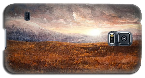 After The Storm - Warm Tones Galaxy S5 Case by Jessica Tookey