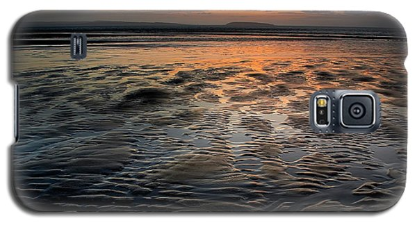 Afterglow At Penmaenmawr Galaxy S5 Case