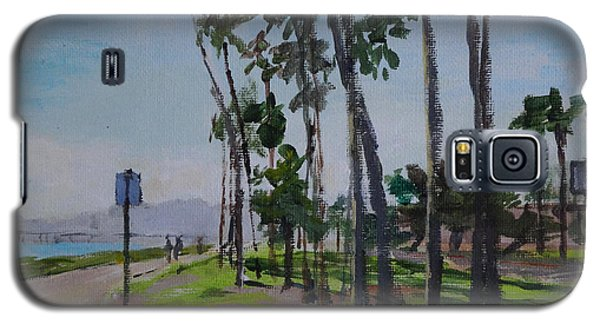 Afternoon At East Beach Galaxy S5 Case