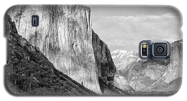 Galaxy S5 Case featuring the photograph Afternoon At El Capitan by Sandra Bronstein