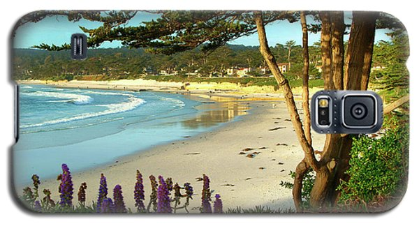 Afternoon On Carmel Beach Galaxy S5 Case