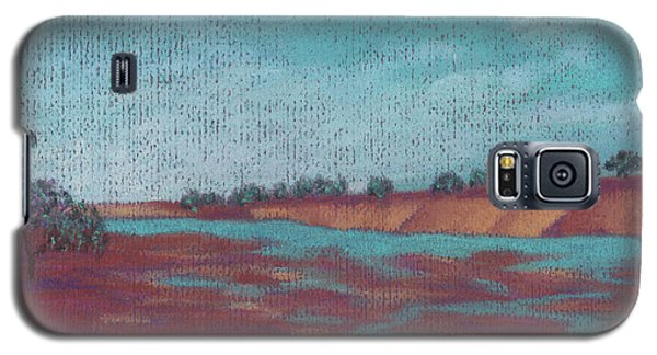 Afternoon On Lebata River Galaxy S5 Case