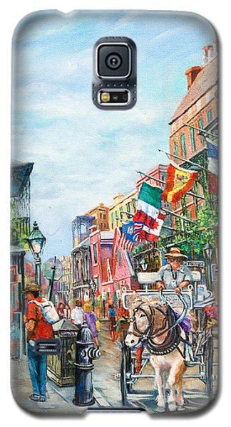 Afternoon On St. Ann Galaxy S5 Case