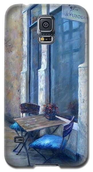 Afternoon Reflections Galaxy S5 Case by Bonnie Goedecke