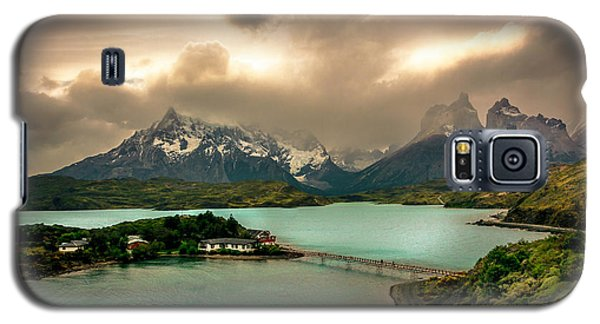 Galaxy S5 Case featuring the photograph Afternoon Storm by Andrew Matwijec