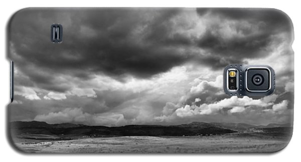 Afternoon Storm Couds Galaxy S5 Case by Monte Stevens