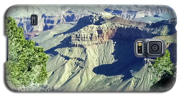Afternoon View Grand Canyon Galaxy S5 Case