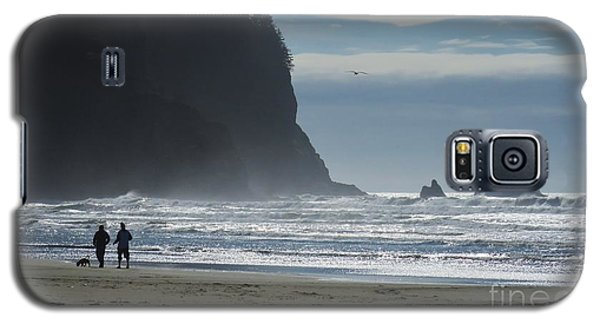 Cape Meares Galaxy S5 Case by Michele Penner