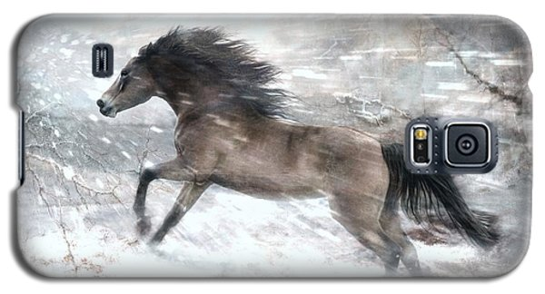 Against The Wind Galaxy S5 Case by Dorota Kudyba