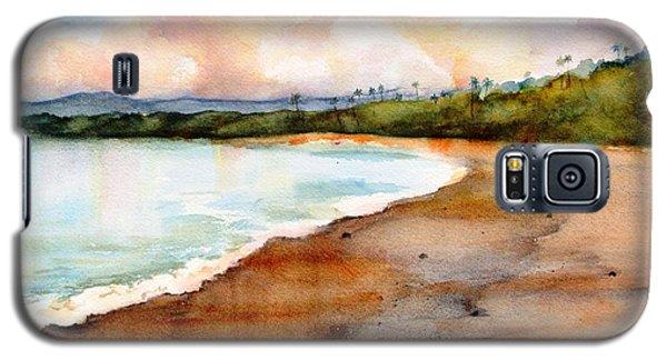 Aganoa Beach Savai'i Galaxy S5 Case