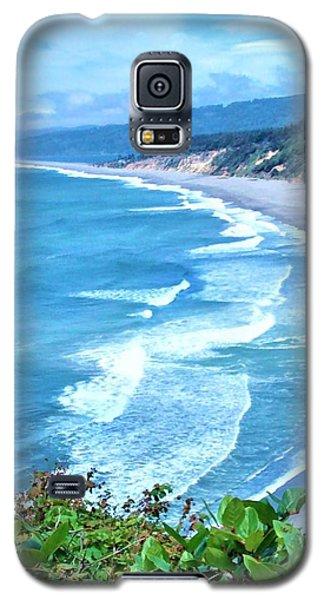 Agate Beach Galaxy S5 Case