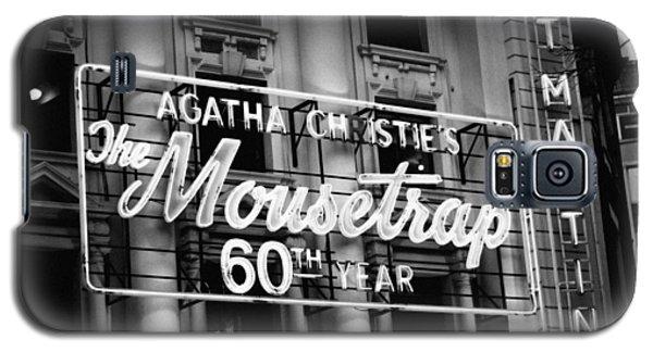 Agatha Christie's The Mouse Trap 60th Anniversary Galaxy S5 Case