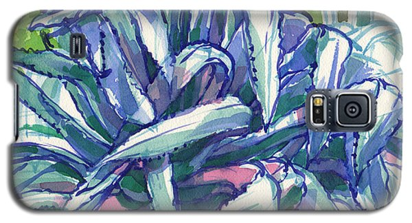 Agave Tangle Galaxy S5 Case