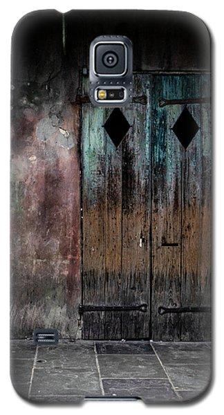 Aged And Erie Door Galaxy S5 Case
