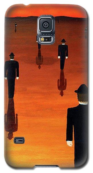 Agents Orange Galaxy S5 Case