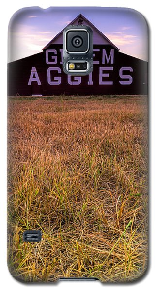 Aggie Land Galaxy S5 Case