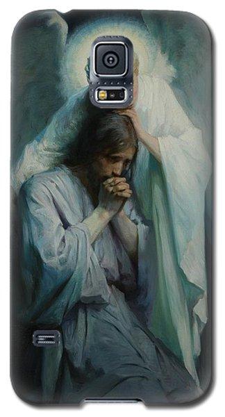 Agony In The Garden  Galaxy S5 Case by Frans Schwartz