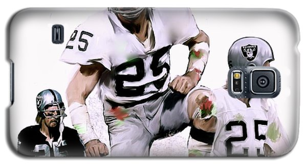 Agony Of Greatness, Vii  Fred Biletnikoff  Galaxy S5 Case by Iconic Images Art Gallery David Pucciarelli