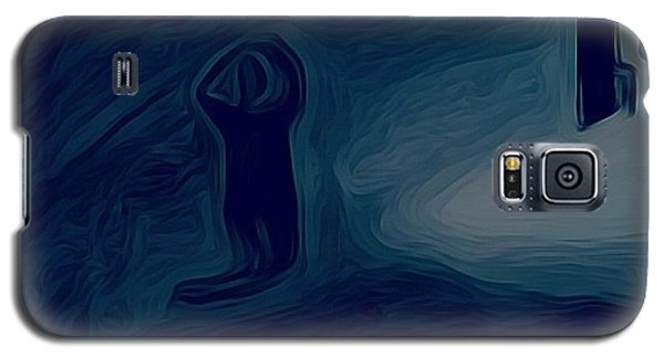 Agony Of The Outside World 1 Galaxy S5 Case