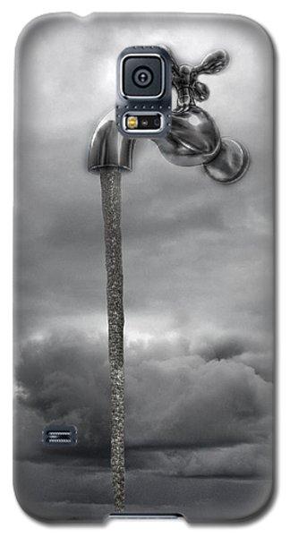 Agua Sobre Suances Galaxy S5 Case by Angel Jesus De la Fuente