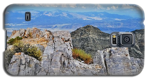 Aguereberry Point Rocks Galaxy S5 Case