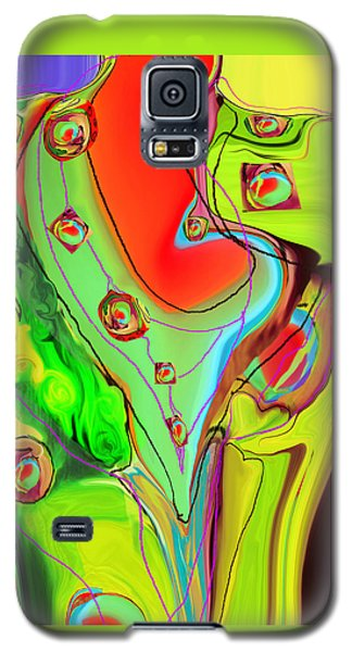 Ah Luvz Frocks- Dressed For A Season Of Celebration  Galaxy S5 Case