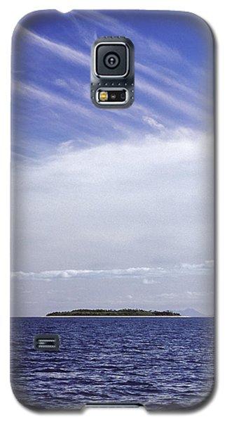 Ahoy Bounty Island Resort Galaxy S5 Case