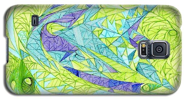 Aigikampos Galaxy S5 Case by Robert Nickologianis