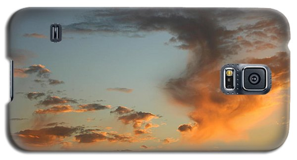 Galaxy S5 Case featuring the photograph Air Ball Cough by Marie Neder