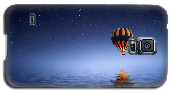 Air Ballon Galaxy S5 Case by Bess Hamiti