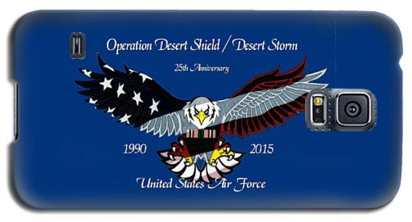 Air Force Desert Storm Galaxy S5 Case