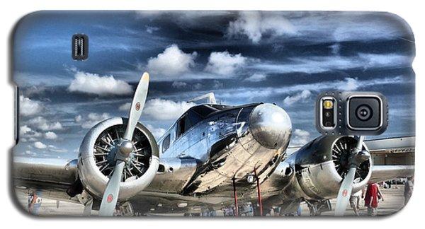Airplane Galaxy S5 Case - Air Hdr by Arthur Herold Jr