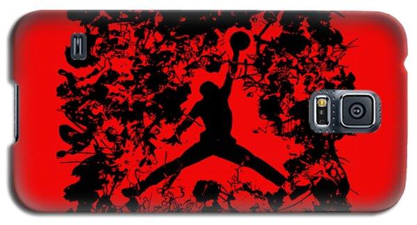 Air Jordan 1b Galaxy S5 Case by Brian Reaves