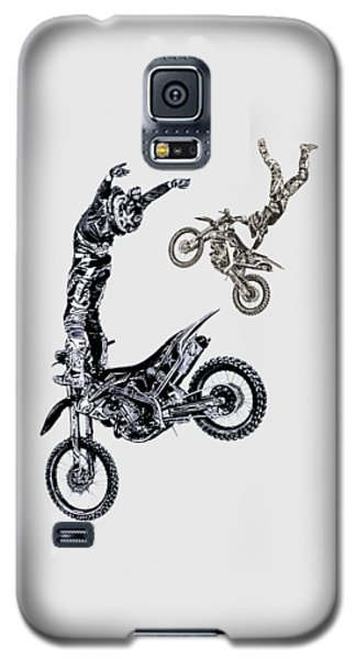 Galaxy S5 Case featuring the photograph Air Riders by Caitlyn Grasso