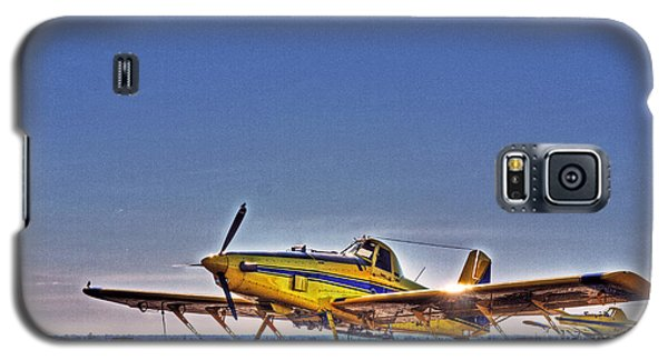 Air Tractor Galaxy S5 Case