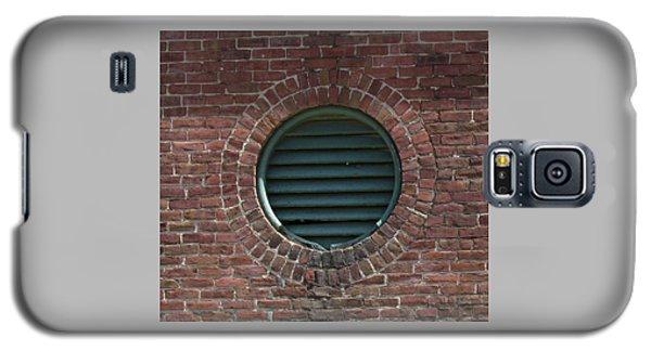 Air Vent In Brick Wall Galaxy S5 Case