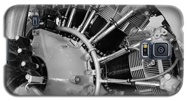 Aircraft Engine Galaxy S5 Case