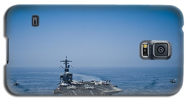 Aircraft From Carrier Air Wing Galaxy S5 Case