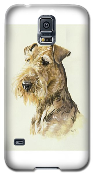 Airedale Galaxy S5 Case