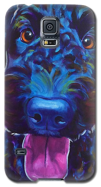 Airedoodle - Fletcher Galaxy S5 Case